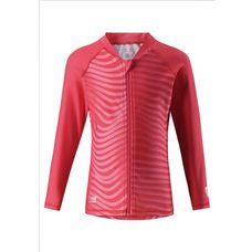 reima Isla UV-Shirt Kinder Bright red