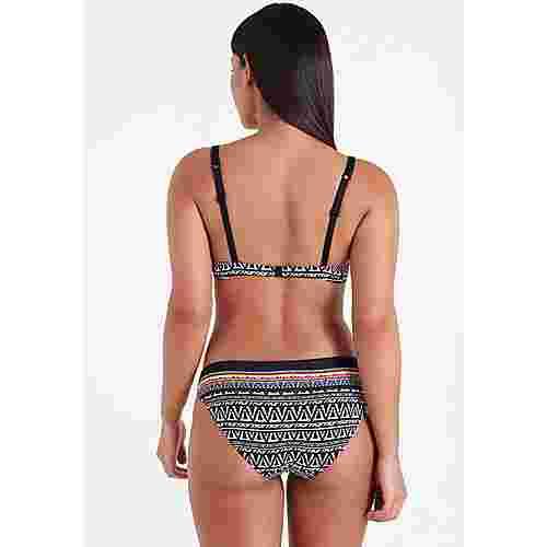 Jette Joop Bikini Set Damen schwarz-bedruckt