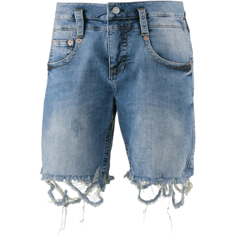 Herrlicher Pitch Jeansshorts Damen