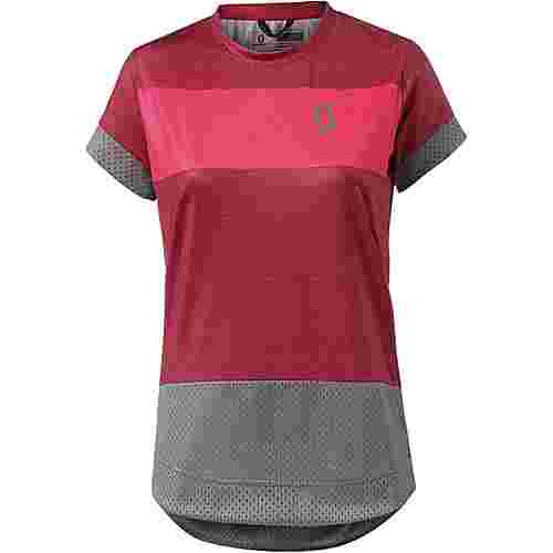 SCOTT Trail 30 Funktionsshirt Damen azalea pink/dark grey