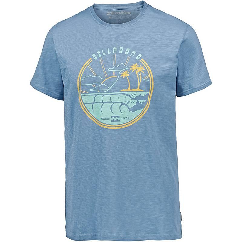 Shop Along Powder Online Blue Billabong Im T Shirt The Herren Road Yxdgvwq