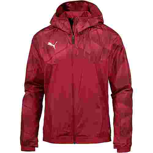 PUMA ftblNXT Trainingsjacke Herren red dahlia im Online Shop