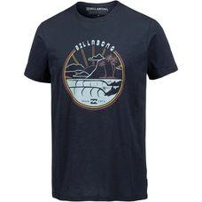Billabong ALONG THE ROAD T-Shirt Herren NAVY