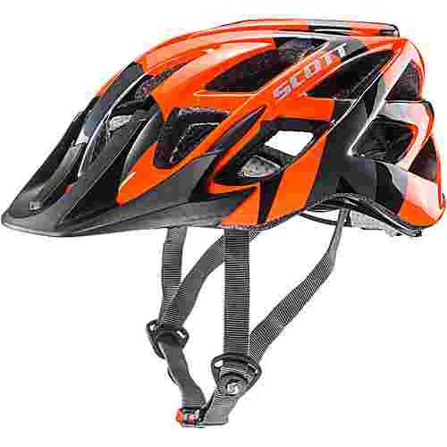 scott spunto fahrradhelm kinder orange camo im online shop von sportscheck kaufen. Black Bedroom Furniture Sets. Home Design Ideas