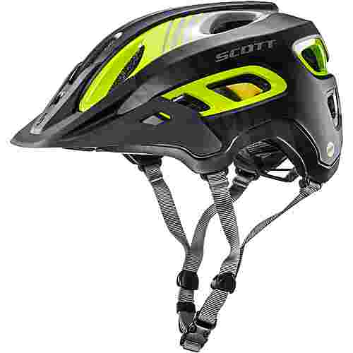 SCOTT Stego Fahrradhelm dark grey/green