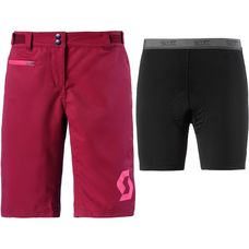 SCOTT Trail 40 Bike Shorts Damen tibetan red