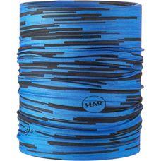 H.A.D. Coolmax Multifunktionstuch glitch blue