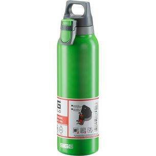SIGG Hot & Cold Isolierflasche green