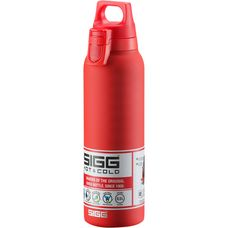 SIGG Hot & Cold Isolierflasche scarlet