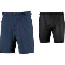 Ziener Cottas Bike Shorts Herren dark navy