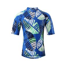 reima Fiji UV-Shirt Kinder Blue