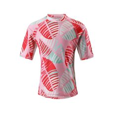 reima Fiji UV-Shirt Kinder Bright red