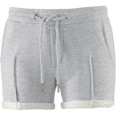 Picture SLASHER LACE 2 Hot Pants Damen grey melange