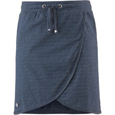Mazine Minirock Damen navy mel-stripes
