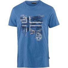 Napapijri Sancy T-Shirt Herren light blue