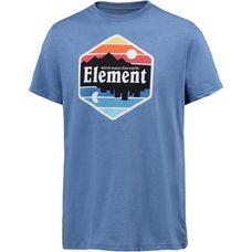 Element dusk T-Shirt Herren niagara heather
