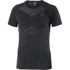 Odlo Performance Light Unterhemd Herren black-odlo graphite grey