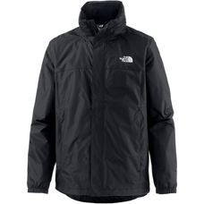 The North Face Resolve 2 Regenjacke Herren tnf black-tnf white catalogue collage print