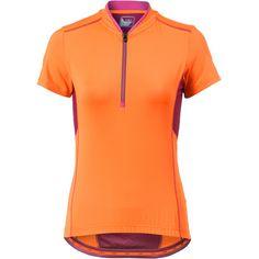 CMP BIKE STRETCH Fahrradtrikot Damen orange fluo-hot pink