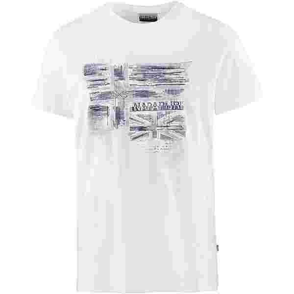 Napapijri Sancy T-Shirt Herren bright white