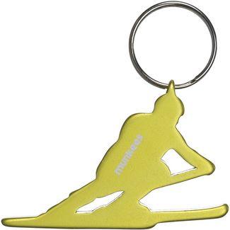 Munkees Skifahrer Schlüsselanhänger