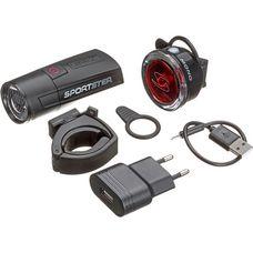 SIGMA SPORTSTER / MONO RL Fahrradbeleuchtung black