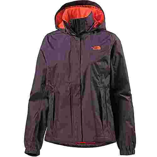 The North Face Resolve 2 Regenjacke Damen galaxy purple