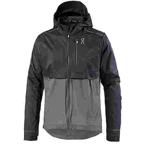 ON Laufjacke Herren black-shadow