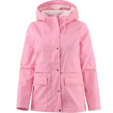 Only Regenjacke Damen begonia-pink