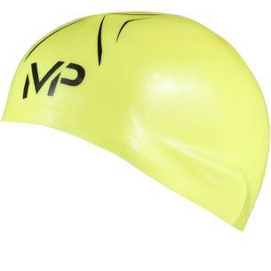 MP Michael Phelps X-O Cap Badekappe black fluo yellow