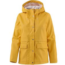 Only Regenjacke Damen york-yellow