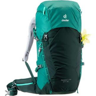 Deuter Speed Lite 24 SL Wanderrucksack Damen forest-alpinegreen