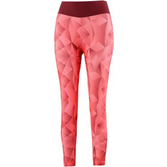 Mavic Echappée Leggings Fahrradtights Damen fiery coral