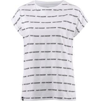 DEDICATED T-Shirt Damen white