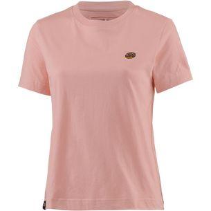 DEDICATED T-Shirt Damen mellow pink