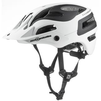 Sweet Protection Bushwhacker Fahrradhelm matte white/gloss black
