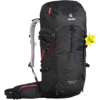 Deuter Speed Lite 24 SL Wanderrucksack Damen black