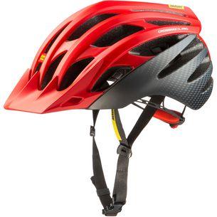 Mavic Crossmax Fahrradhelm fiery red/black