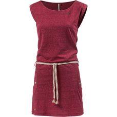 Ragwear TAG Jerseykleid Damen rasberry
