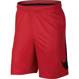 Nike Shorts Herren university red