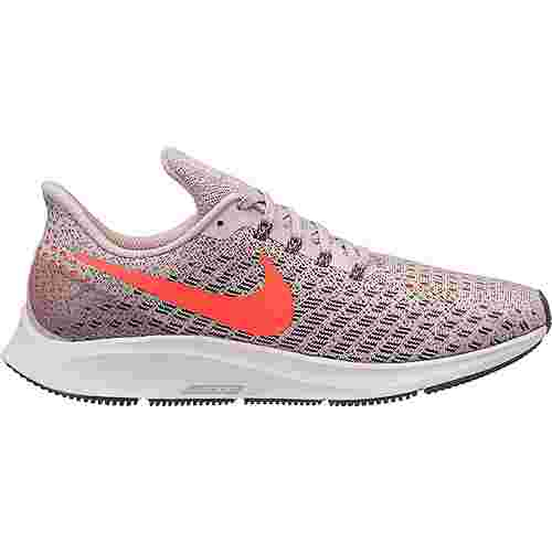 Nike AIR ZOOM PEGASUS 35 Laufschuhe Damen particle-rose-flash-crimson-thunder-grey-summit-white