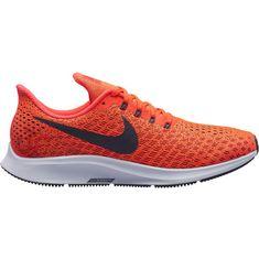 Nike AIR ZOOM PEGASUS 35 Laufschuhe Herren brt-crimson-gridiron-gym-red-football-grey-lt-carbon