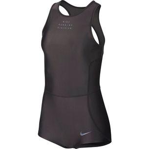 Nike Overall Damen gunsmoke-reflective silver