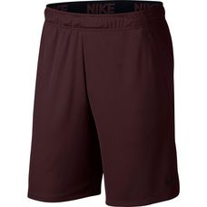 Nike Dry Funktionsshorts Herren burgundy-crush-black