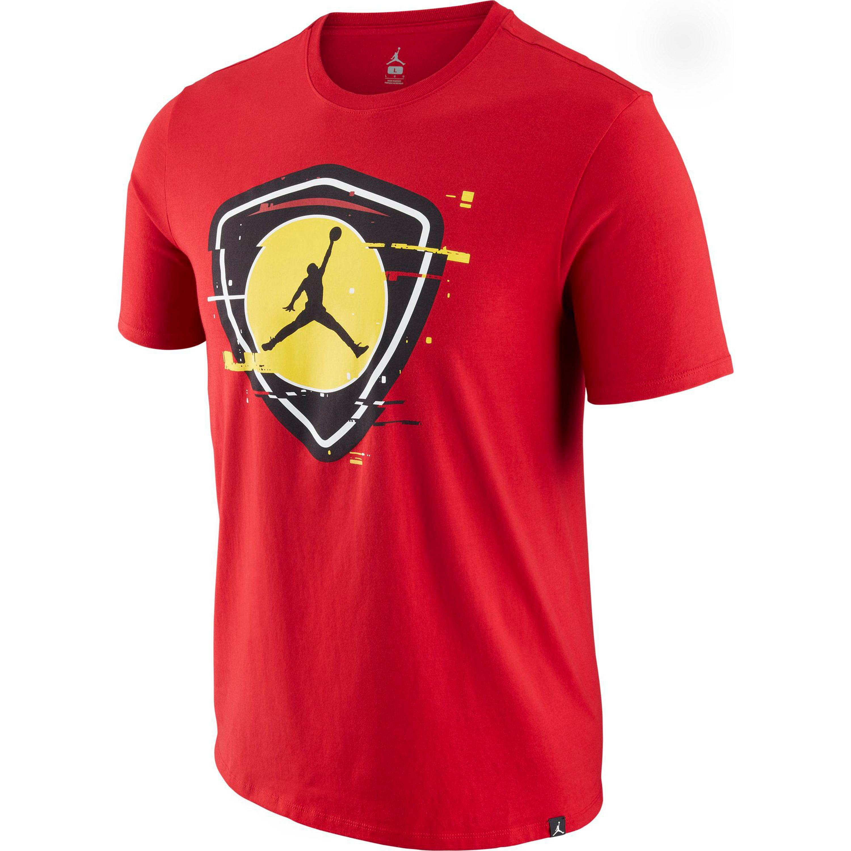 a85cfa02d9a1c Nike. Nike M JSW TEE LAST SHOT 1 Basketball Shirt Herren