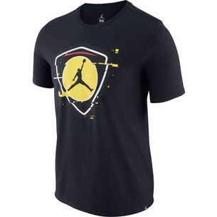 Nike M JSW TEE LAST SHOT 1 Basketball Shirt Herren black
