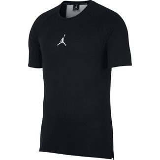 Nike 23 ALPHA DRY SS TOP Basketball Shirt Herren black