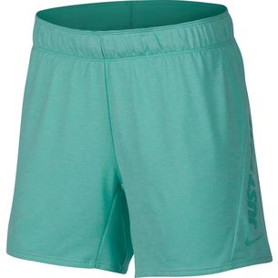 e7e8071acdea33 Nike Dry Attack TR5 Just Do It Funktionsshorts Damen emerald  rise-heather-light menta