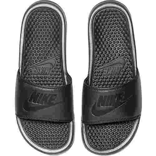 Nike Slides BENASSI JDI Badelatschen Damen mtlc black