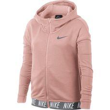 Nike Hoodie Kinder crimson tint